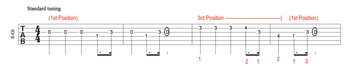 Star Wars Guitar Lesson: Learn to Play The Imperial March